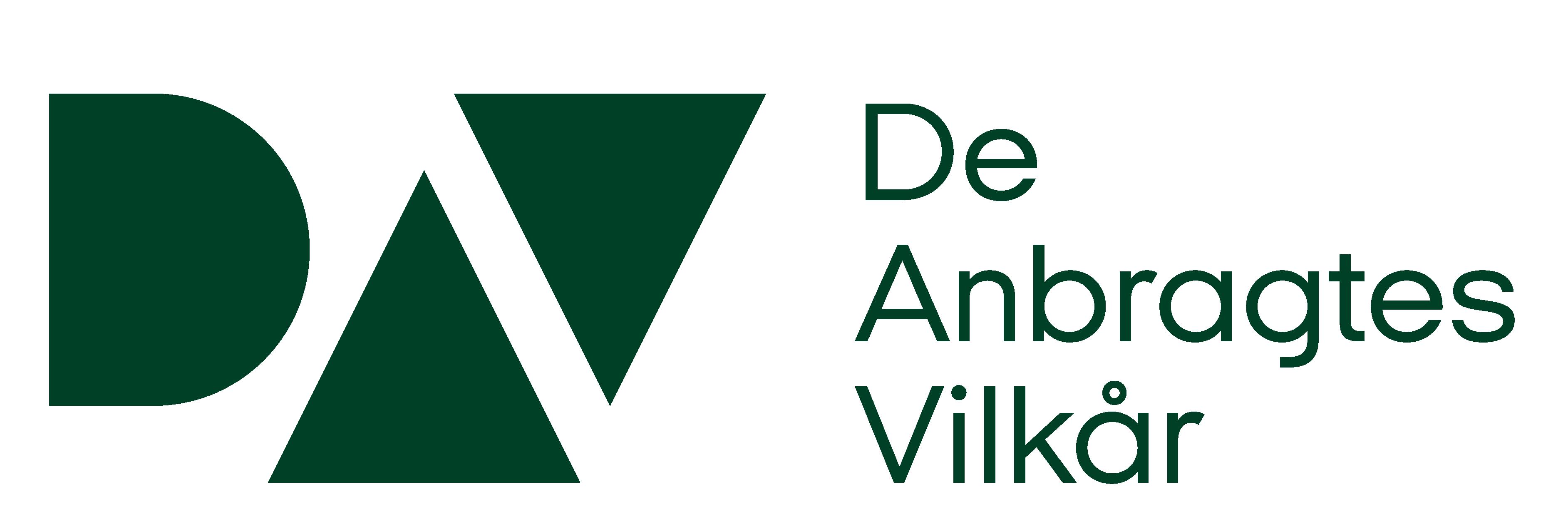 DAV, de anbragtes vilkår, logo, Baglandet københavn